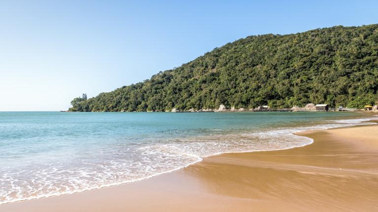 Санта Катарина разполага с убийствени плажове.