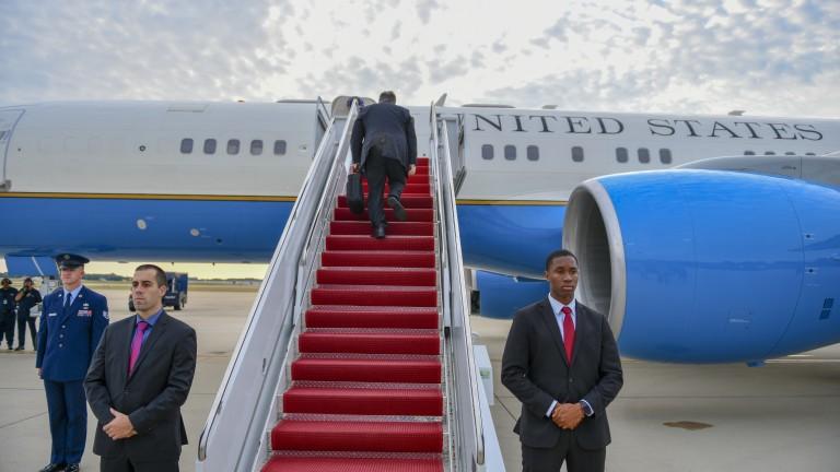 Държавният секретар на САЩ Майк Помпео призова Русия да