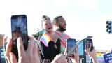 Криси Тейгън, Джон Леджънд, Дженифър Лорънс и как отпразнуваха победата на Джо Байдън