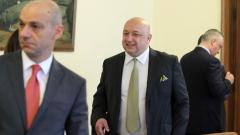 """Министрите разделени за орден """"Стара планина"""" на Нешка Робева"""