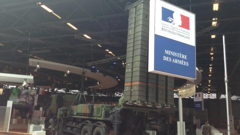 Франция предлага на Турция ПВО SAMP-T на мястото на Patriot в Инджирлик