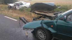 Тежка катастрофа затвори подбалканския път София - Бургас