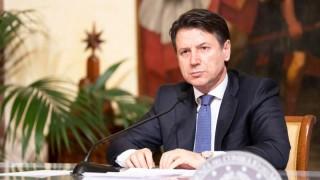 Италия отпуска 400 милиарда евро за подкрепа на бизнеса, засегнат от вируса