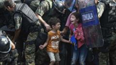 Само 72 деца на бежанци у нас посещават училище