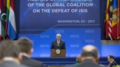 Въпрос на време е да елиминираме Багдади, обеща Тилърсън