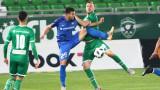 """Лудогорец - Левски 2:1,  Слави Костов върна """"сините"""" в мача"""