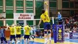 Хебър и Нефтохимик ще играят на 10 октомври за волейболната Суперкупа