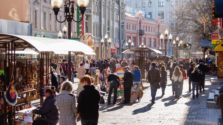 Санкциите срещу Русия намалили неравенството в страната