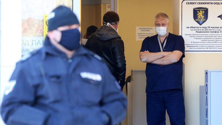 20% от новите случаи на COVID-19 постъпват в болница