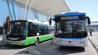 Още един електробус потегли из софийските улици