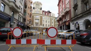 """Затварят за автомобили част от ул. """"Граф Игнатиев"""" до април"""