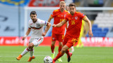 Футболните национали вече са в България