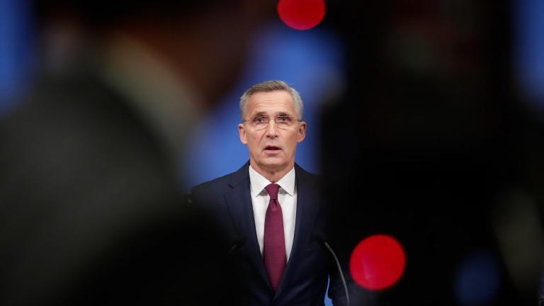 Лидерите на държавите членки на НАТО ще приемат решение на