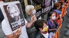"""Съдът """"поряза"""" Асандж за екстрадицията му в САЩ"""