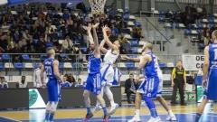 Рилецо измъкна победата срещу Спартак  две секунди преди края