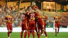 Арсенал (Тула) записа историческа първа победа над Краснодар