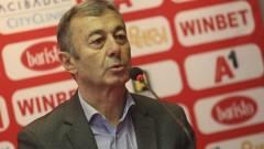 Пламен Марков: Възможно е Нуно Томаш да остане в ЦСКА