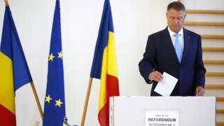 По-висока активност на евровота в Румъния от парламентарните избори през 2016 г.