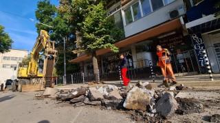 За 1 месец нова тапа заради ремонт на ключов булевард в София