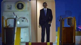 Обама пристигна на посещение във Виетнам