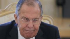 Ще гоним британски дипломати, потвърди Лавров