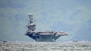 САЩ праща самолетоносач, 15 000 войници и 240 самолета за учение в Аляска