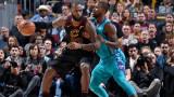 Кливланд записа седма поредна победа в НБА
