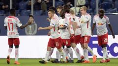 РБ Лайпциг изхвърли Зенит от Лига Европа