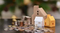 Левът изпреварва еврото в ипотечното кредитиране