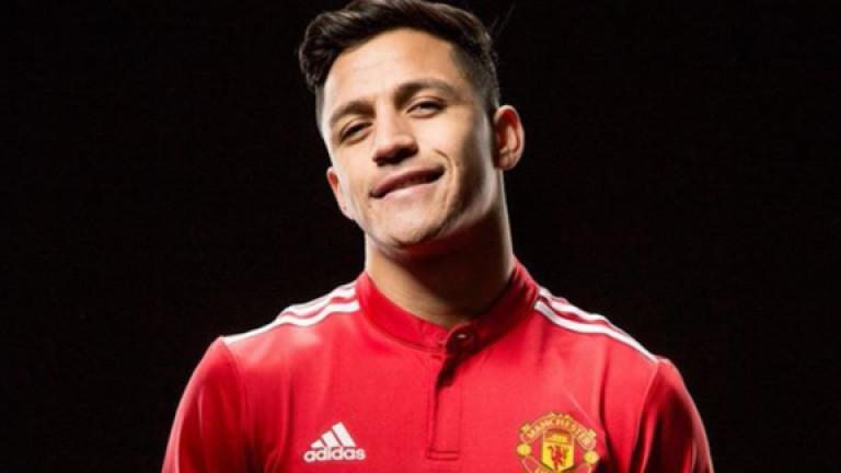 Новата звездна покупка на Манчестър Юнайтед - Алексис Санчес, не