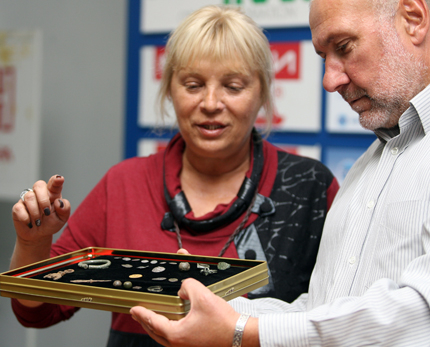 23-каратова златна монета откриха при разкопките на Урвич