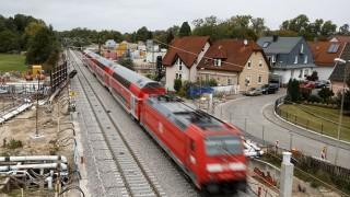 Въоръжени стреляха по високоскоростен влак в Германия