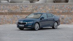Škoda пуска Octavia с разход от 5 лева на 100 км