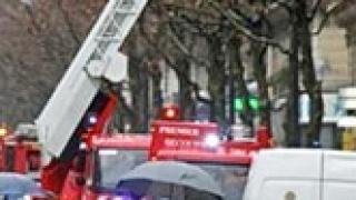 Арестуваха мъж за атентата в Париж