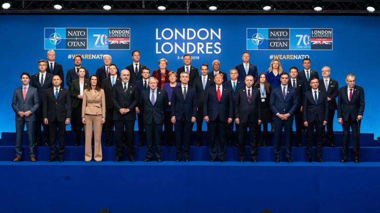 Борис Джонсън: Докато сме заедно, никой не може да победи НАТО