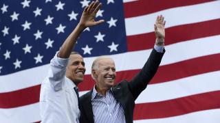 Барак Обама официално подкрепи Джо Байдън на президентските избори срещу Тръмп