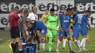 Вратарят на Арда Месут Юсуф: Дано да играем в Лига Европа