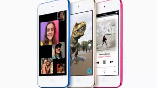 Apple пусна нов iPod Touch с повече памет и по-мощен процесор