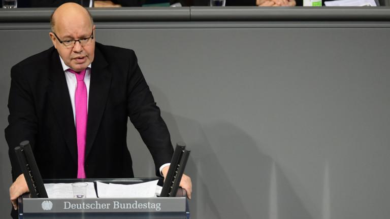 Германия мобилизира още 50 млрд. евро държавна помощ за фирми