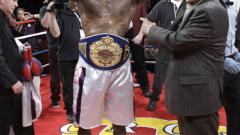 Побеждавал Тайсън урежда мачове в бокса