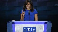Мишел Обама критикува жените, които не са гласували за Хилъри Клинтън