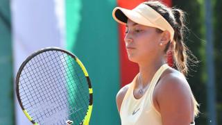 Петя Аршинкова на крачка от полуфинал в Анталия