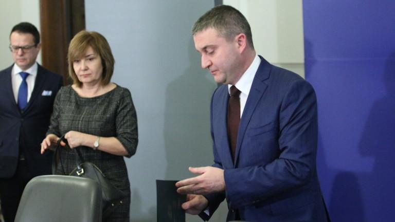 Финансовият министър Владислав Горанов смята, че сред бизнеса Наредба Н-18