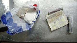 """Акция """"Кока"""" арестува в Сандански"""