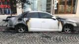 """Подпалиха колата на репортер от """"Господари на ефира"""""""
