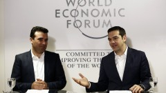 Ципрас не успя да получи подкрепа от опозицията за сделка със Скопие