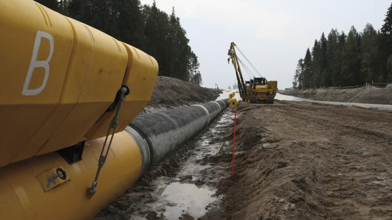 """Вълна на отпор срещу """"Северен поток 2"""" от политици и еколози"""