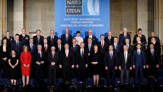 За НАТО Китай е новата Русия