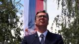 Вучич: доставките на военна техника от Русия в Сърбия отговарят на всички стандарти