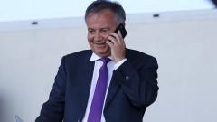 Инджов: Трябва още работа, за да се превърне ЦСКА в клуб от европейска величина